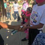 💚Así comenzamos nuestra actividad de educación y recreación con los niños de la Comunidad La Carabinera🥰