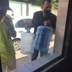 Distribución de agua tratada 💦