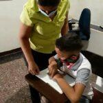 📚 Reforzamiento Académico en nuestro Centro de Formación Hijos de Morán 💚