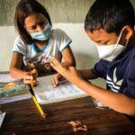 «La educación genera confianza. La confianza genera esperanza. La esperanza genera paz»